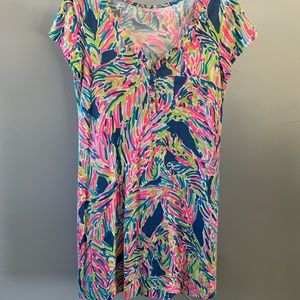 Lilly Pulitzer Short Sleeve Dress